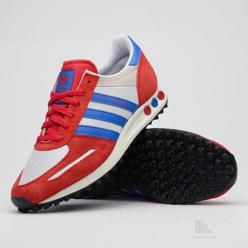 L.A. Trainer (WhiteRed Blue) | Adifan
