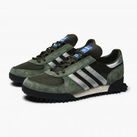 adidas Marathon TR BB6803 China 2018 green silver
