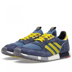 adidas Consortium Boston Super Q21795 Vietnam 2013 blue yellow