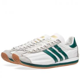 adidas Country M19187 Indonesia 2015 white green