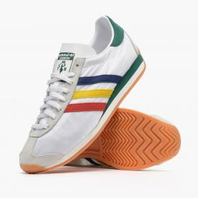 adidas Country x 84-Lab B26097 Indonesia 2018 white red yellow blue