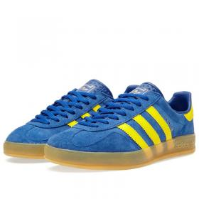 adidas Gazelle Indoor G97873 2013 blue yellow