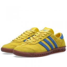 adidas Hamburg D65190 2014 yellow blue