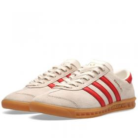 adidas Hamburg M17870 Vietnam 2014 white red