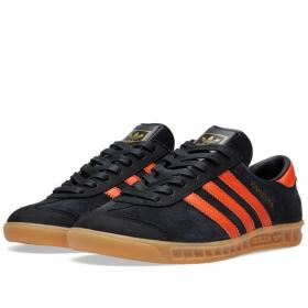adidas Hamburg M19670 Vietnam 2014 black orange