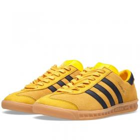 adidas Hamburg M19672 Vietnam 2014 yellow black