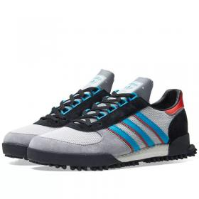 adidas Marathon TR B28134 China 2018 grey blue red