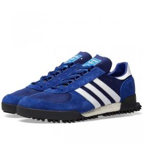 adidas Marathon TR B37443 China 2018 blue white