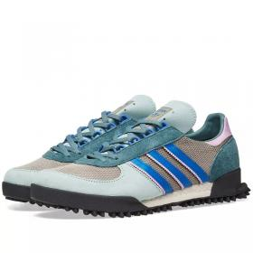 adidas Marathon TR B37444 China 2018 green brown blue