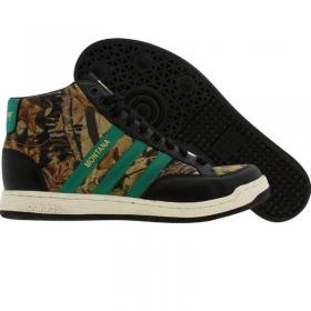 adidas Montana Hi M Safety collection 465958 Indonesia 2005 black brown green