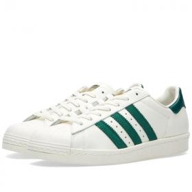 adidas Superstar 80s B35981 Indonesia 2015 white green