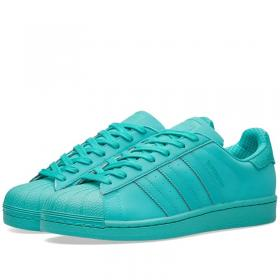 adidas Superstar Adicolor S80331 Vietnam 2015 2016 green green