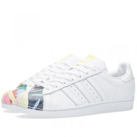 adidas Superstar x Pharrell Williams S83356 Indonesia 2015 white white