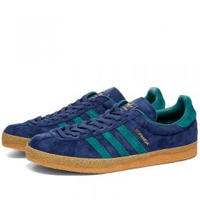 adidas Topanga x END Three Bridges FV7944 China 2020 blue green