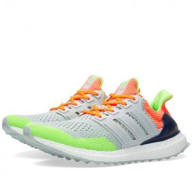 adidas Ultra Boost x Kolor AF6219 China 2015 grey green orange