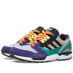 adidas ZX 8000 B24861 Vietnam 2015 purple green black