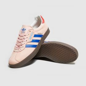 adidas Gazelle Super x size? Exclusive «London to Manchester» CQ1882 2017 pink blue