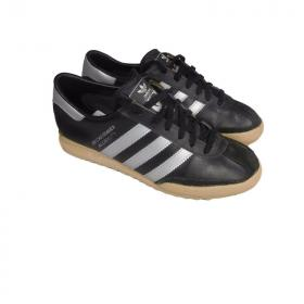 adidas Beckenbauer Allround vintage West Germany 60s 70s black silver