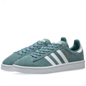 adidas Campus B37822 2018 green white