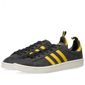 adidas Campus B37854 2018 black yellow