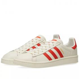 adidas Campus CQ2069 2018 white orange