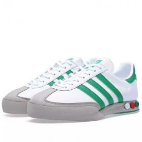 adidas Kegler Super Q20439 2013 white green
