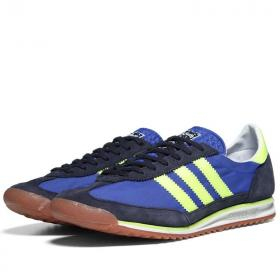 adidas SL 72 Q20727 2013 blue yellow