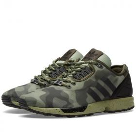 adidas ZX Flux Decon M19686 Vietnam 2015 camo black